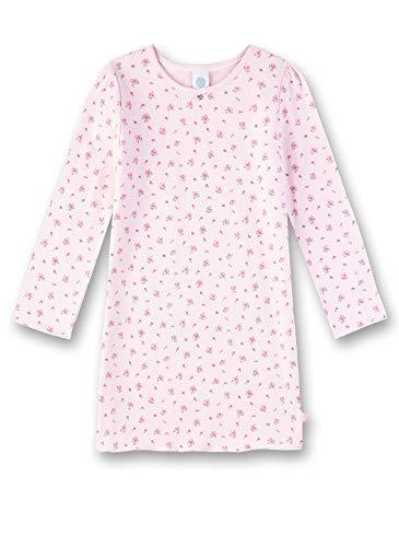 Sanetta Mädchen Nachthemd, Rosa (Magnolie 3609), (Herstellergröße: 104)