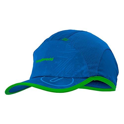 Trango® pc008052Cap, Unisex Erwachsene M dunkelblau/grün