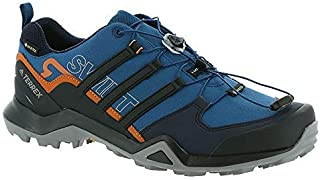 adidas Outdoor Mens CM7492 Terrex Swift R2 GTX Blue Size: 15
