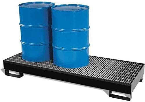 Drum Discount is also security underway Spill Containment Pallet 54inL