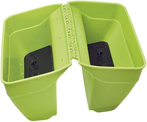 Florabest® Balkonkasten-Set, grün, 2-teilig