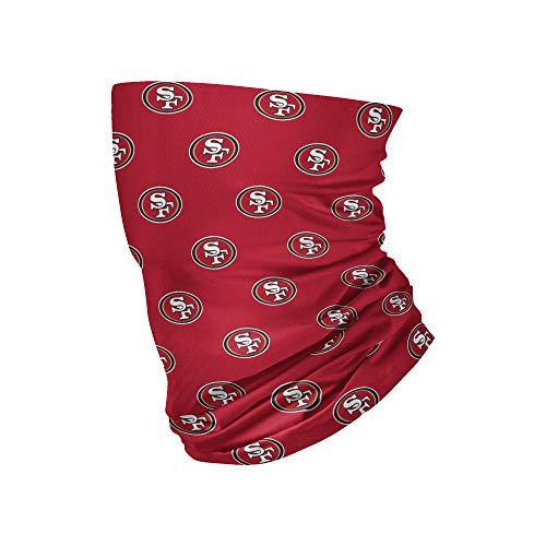 FOCO NFL Mini Print Snood, San Francisco 49ers