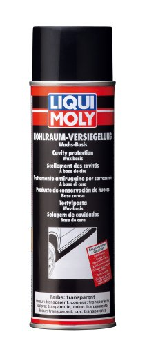 LIQUI MOLY 6115 Hohlraum-Versiegelung transparent, 500 ml