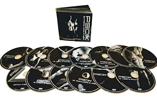 Extreme Home Fitness P90X, The Workouts, 13 DVDs
