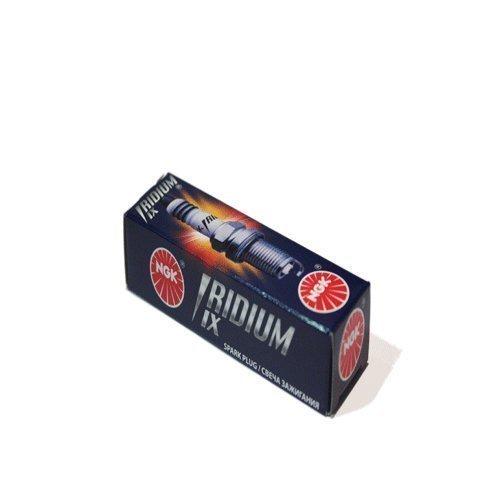 NGK Iridium IX 6546 Bougie d'allumage vendue à l'unité Pièce de rechange pour pièce n°2821 ou pièce Copper Core n° DCPR8EIX