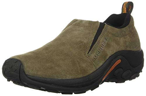 Merrell Men's Jungle Moc Slip-On Shoe,Gunsmoke,13 M US