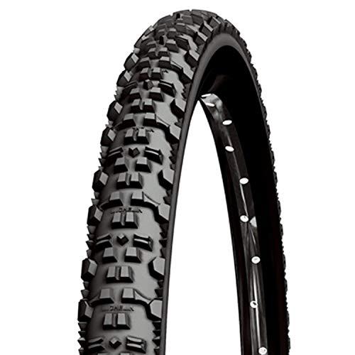 Michelin Fahrrad Reifen Country AT // Alle Größen, Variante:Schwarz, Drahtreifen, Dimensiones:52-559 (26×2,10´´)