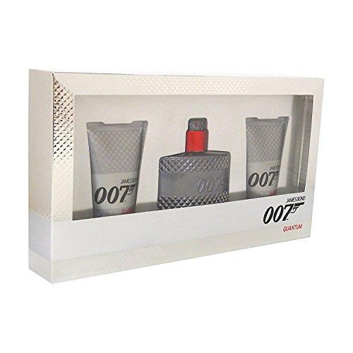 JAMES BOND 007 QUANTUM EDT 50ML + Shower Gel 2 x 50 ml