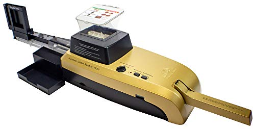 HSPT Automatic Golden Rainbow 10.3U Electric Cigarette Making Machine