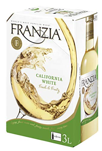 ボックスワイン3L白中辛口フランジアカリフォルニア[白ワイン中辛口アメリカ3000ml]
