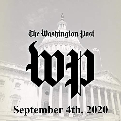 『September 4, 2020』のカバーアート