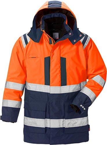 Fristads Kansas werkkleding 119628 High Viz Airtech Winter Parka