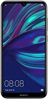 Huawei Y7 Prime 2019 Dual Sim - 64GB, 3GB RAM, 4G LTE, Arabic Midnight Black