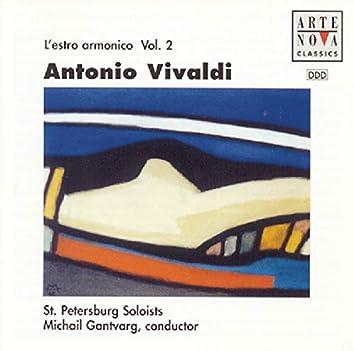 Vivaldi: L'Estro Armonico Vo.2 op.3 No.7-12