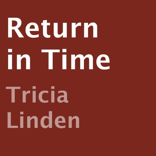 Return in Time audiobook cover art