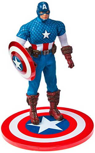 """Marvel 76251 """"One: 12 Collective Presents Captain America Modern Figure image"""