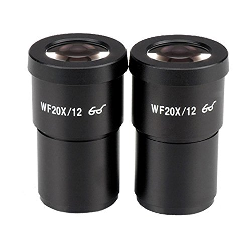 AmScope EP20X30E Pair of Extreme Widefield 20X Eyepieces (30mm)
