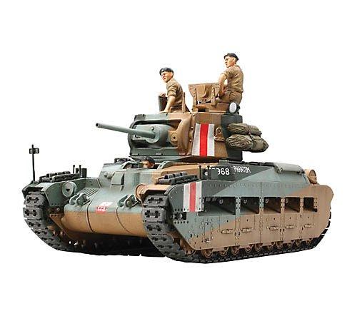 Tamiya 35300 - Maqueta para montar tanque Británico Matilda