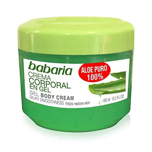 babaria Aloe Vera Körpergel Pur 100%