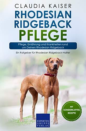 Rhodesian Ridgeback Pflege: Pflege, Ernährung und Krankheiten rund um Deinen Rhodesian Ridgeback