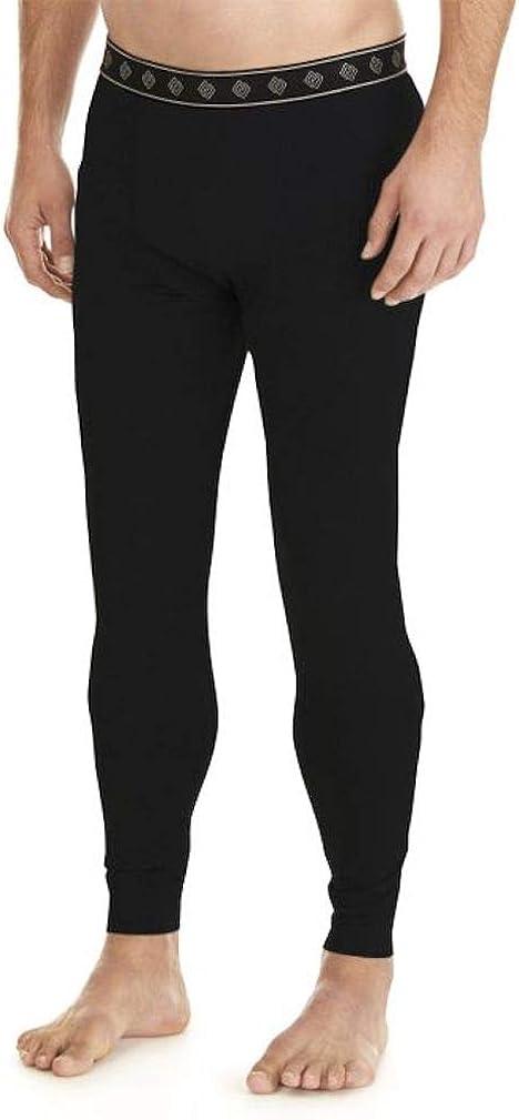 ZELOS Men's Flexfit Lightweight Baselayer Pants