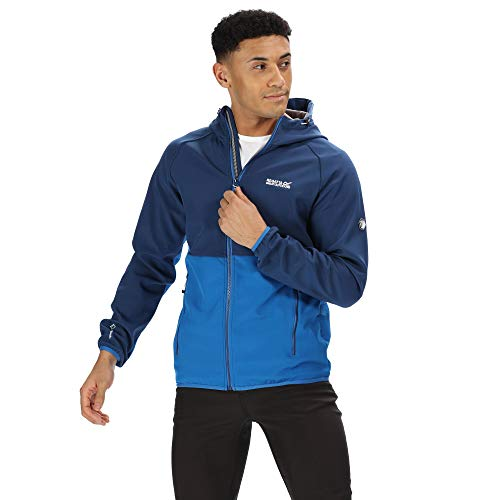 Regatta Arec II Extol Softshell herenjack, stretch, waterafstotend, softshell