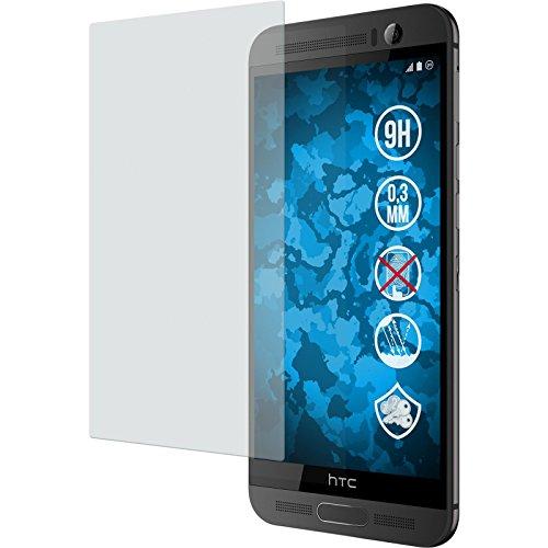 PhoneNatic 1 x Glas-Folie matt kompatibel mit HTC One M9 Plus - Panzerglas für One M9 Plus