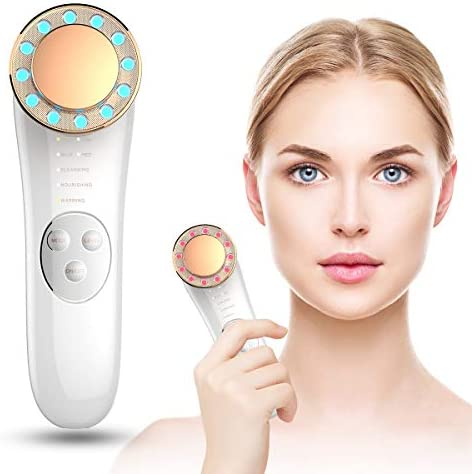 Face Machine Facial Massager High Frequency Facial Machine Face Tightening Lifting Machine for product image