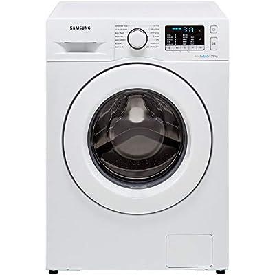 Samsung WW70J5555MW 7kg 1400rpm Freestanding Eco Bubble Washing Machine - White
