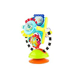 Spinning Suction Cup Toy
