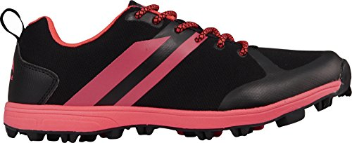 More Mile Cheviot Pace Womens Trail Running Shoes Off-Road All Terrain Fell Racing (Black,...
