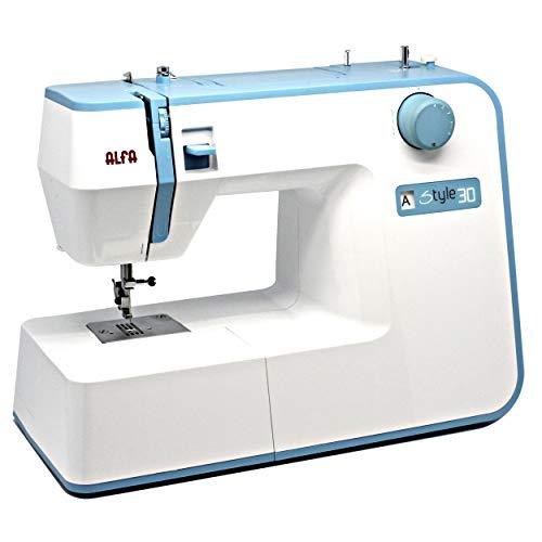 Alfa Style 30 – La mejor máquina de coser profesional