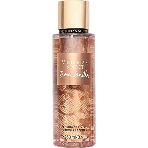 VICTORIAS SECRET BARE VANILLA FRAGRANCE MIST 250ML VAPORIZADOR