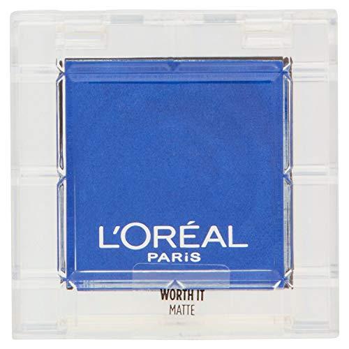 L'Oreal Paris Color Queen Mono Sombra de Ojos, Alta Pigmentación, Tono 11 Worth It
