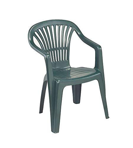 Ipae-Progarden Chaise Verte