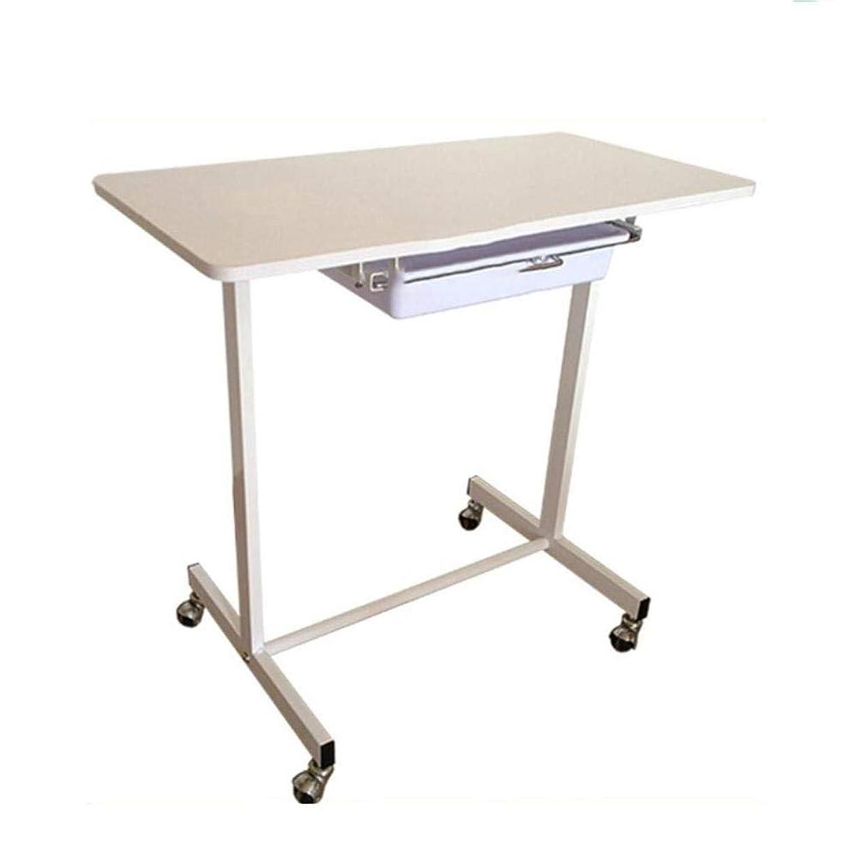 ベルトラダ引き算ネイルテーブルポータブルマニキュアテーブルベントネイルデスクワークステーションサロンスパネイルアートビューティーサロン家具