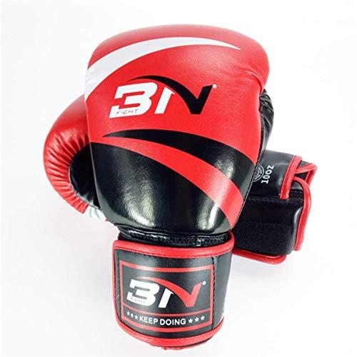 XYXZ Guantes De Boxeo MMA Boxing Gloves Adult PU Professiona