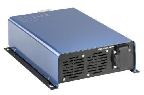 IVT DSW1200-12V Digitaler Sinus Wechselrichter 12 V 1200W