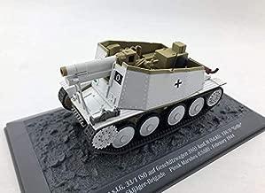 FloZ 15CM S I G 33/1 SF AUF GESCHUTZWAGEN 38 T AUSF H SD KFZ 138/1 Grille 1 SKIJAGER-Brigade PINSK MARSHES USSR-February 1944 1/43 DIECAST Model Tank