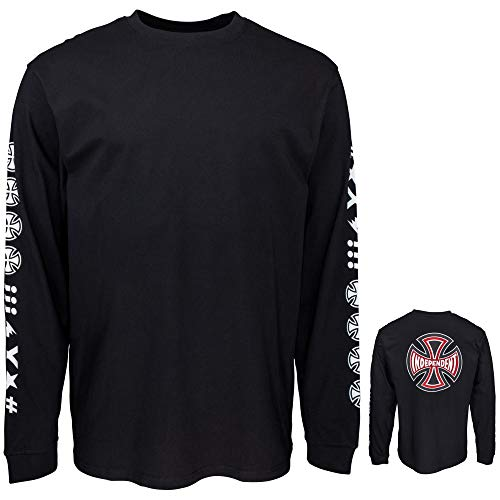 Independent Truck Co Ante black Longsleeve Dimensione L