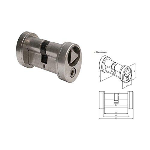 Cilindro 46/mm se entrouvrant D LOCINOX