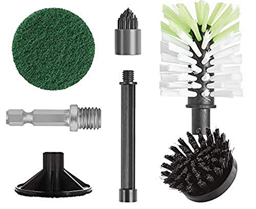 Dremel PC375-U Versa Universal Accessory Kit, Includes Versa Pad, Brushes and Drill Adapter - Perfect For Everyday Cleaning Applications
