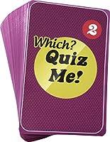 クイズ ミー! 英会話カードゲーム どっち? パック2 【英語 教材 ゲーム】 Quiz Me! Which? Themed Conversation Cards - Pack 2