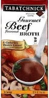 Tabatchnick Gourmet Beef Broth 32 Oz (Pack of 2)