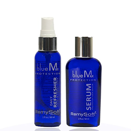 RemySoft blueMax Daily Refresher & Protective Silicone Serum...