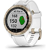 Garmin Approach S40 Stylish GPS Golf Smartwatch