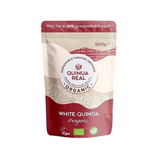 Quinoa Real Quinua Blanco, 500g