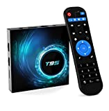 Android 10.0 TV Box T95 4GB RAM 64 ROM Allwinner H616 Quad-Core 64-bit