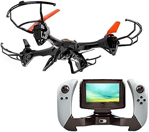GG-Drone Drohne, Rc Quadcopter Drohne Mit 120 Grad Weißinkel 1080P Hd Kamera H  Halten Sie Eine Taste Take Off-Funktion