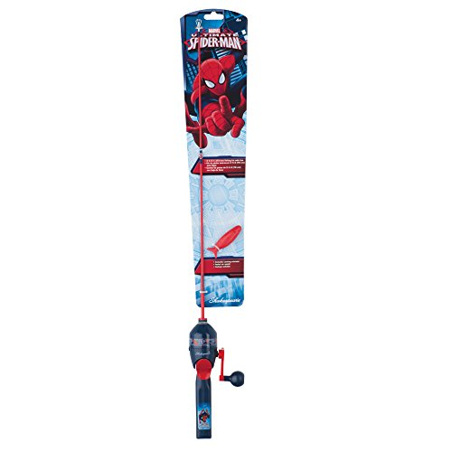 Shakespeare 1402876 S Spiderman Fishing Kit